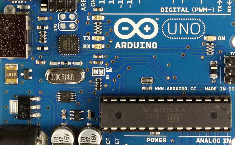 Aan de slag met de Arduino Board