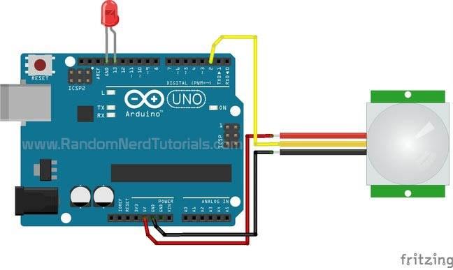 arduino-with-pir-motion-sensor-schematics